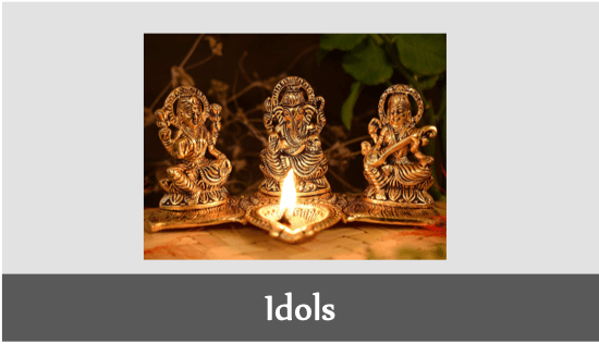 Gifts for Friends, Family, Kids of Hindu Religion